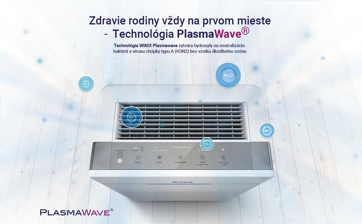 Technologie PlasmaWave
